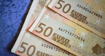 Курс валют на 26 лютого: євро стрімко виросло в ціні