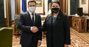 Патриотизм и профессионализм: Зеленский назначил Маркарову послом Украины в США