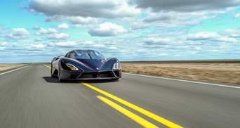 Лікар на гіперкарі SSC Tuatara побив рекорд Bugatti та Koenigsegg: вражаючі фото та відео