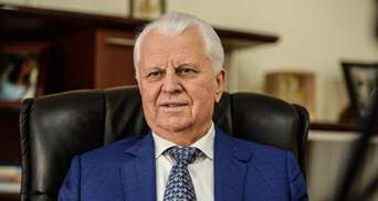Переговоры нельзя вести в стране, зависимой от России на 100%, – Кравчук о замене Минска