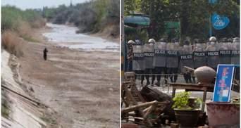 Головні новини 28 лютого: пересохлі водосховища в Криму та криваві протести у М'янмі