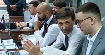 Адвокати Стерненка розповіли, чому обвинувачення безпідставні