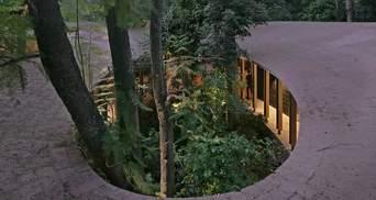 Дім з відкритим серцем: захопливий кам'яний сімейний будинок у Мексиці – фото