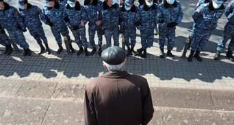 В Армении протесты охватили резиденцию президента
