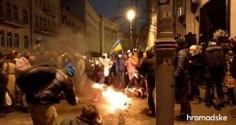 Организаторы акции в поддержку Стерненко заявили о возможных провокациях