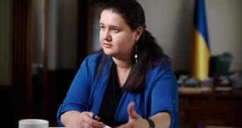 В США отреагировали на назначение Маркаровой на должность посла