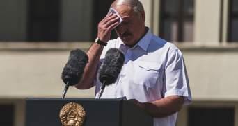 Україна розглядає запровадження санкцій проти оточення Лукашенка