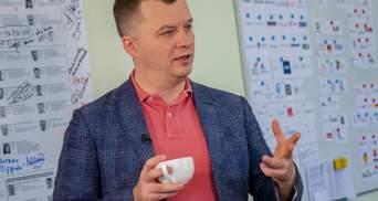 Украинская политика – бочка с го*ном, – Милованов