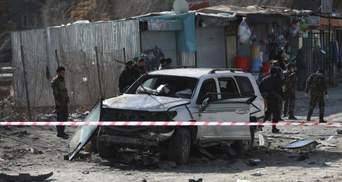 В Афганістані стався кривавий теракт: є загиблі та поранені