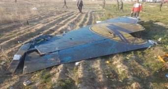 Украина передала Ирану требования по техническому отчету авиакатастрофы МАУ