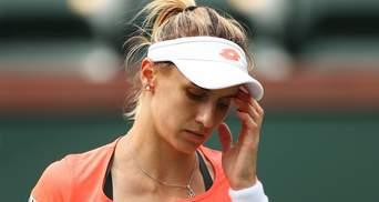 Цуренко стартувала з впевненої перемоги у кваліфікації турніру в Досі