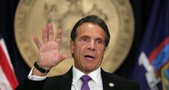 Секс-скандал у США: губернатора Нью-Йорка звинуватили в домаганнях