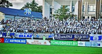 Пока власть не перестанет убивать: в Беларуси бойкотируют фанаты уже 10 клубов