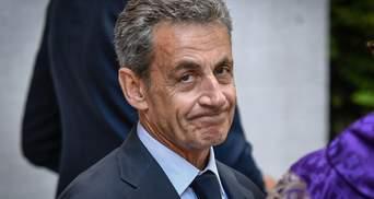 Визнали винним у корупції: Саркозі засудили до 3 років за ґратами
