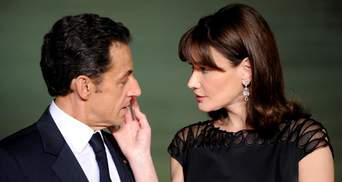 Боротьба триває, правда спливе, – Карла Бруні відреагувала на вирок Саркозі