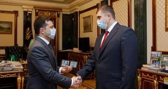 Зеленський призначив Сергія Козиря головою Херсонської ОДА