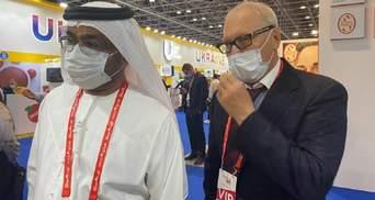 Арабские Эмираты будут инвестировать в добычу полезных ископаемых в Украине