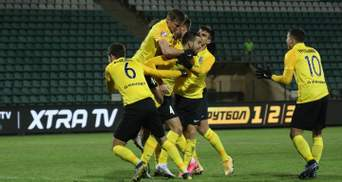 Александрия по пенальти одолела Днепр-1 в 1/4 финала Кубка Украины: видео