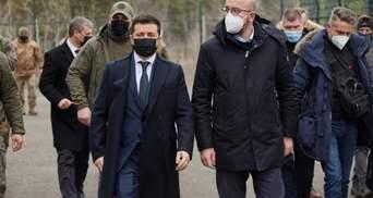 Россия – часть конфликта, а не посредник, – председатель Евросовета о санкциях против Кремля