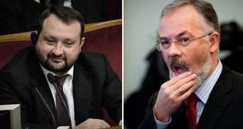 Евросоюз снял санкции с Арбузова и Табачника – соратников Януковича