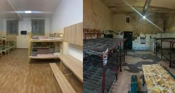 Немного ада, – Малюська показал камеру Лукьяновского СИЗО до и после ремонта: фото