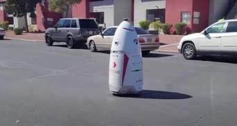 У США представили робота-охоронця для безпеки мешканців будинків: чим особливий