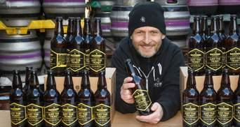 Британская лотерея разыскивает победителя огромного джекпота: для этого выпустили особенное пиво