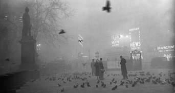 Великий смог 1952 року: як густий туман у Лондоні призвів до колапсу та людських жертв