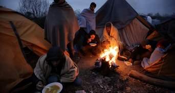 Жорстока гра на виживання: що відбувається з біженцями на Балканах