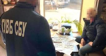 У Львові іноземець намагався підкупити співробітника СБУ: фото