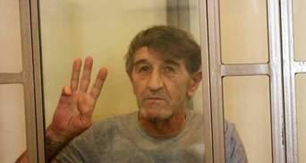 МИД Украины выразил протест из-за приговора России для политзаключенного Приходько