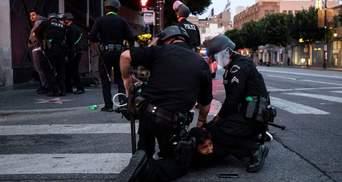 Закон Флойда: Конгресс США поддержал реформу полиции
