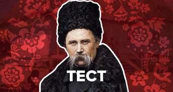 Мог бы Шевченко стать твоим другом: литературный тест
