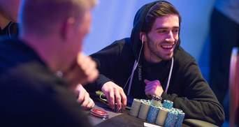 Украинец не попал за финальный стол, но заработал 54 тысячи долларов
