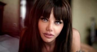 Російській моделі Олені Галіциній на 3 роки заборонили в'їзд в Україну