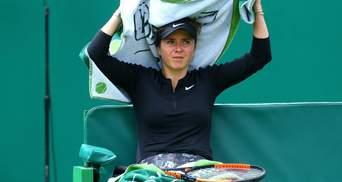 Свитолина проиграла Азаренко в 1/4 финала турнира WTA
