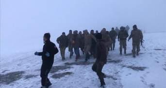 У Туреччині розбився військовий вертоліт: дев'ять загиблих
