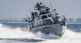 Ракетні катери для України: нові судна спеціально спроєктує Велика Британія