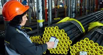 """""""Інтерпайп"""" спростовує інформацію щодо продажу труб НАК """"Нафтогаз України"""" за завищеними цінами"""
