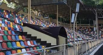 У Тернополі назвали стадіон на честь Шухевича