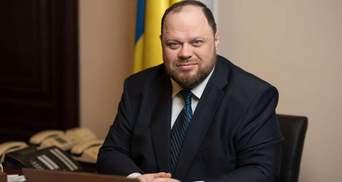 Реакція Зеленського буде принциповою не лише до Коломойського, – Стефанчук про санкції США