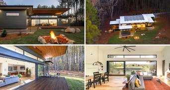 Нульовий розхід енергії: самобутній дім у північній Кароліні, який повністю живиться від сонця