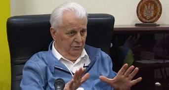 """Мы готовы набить морду: Кравчук резко ответил """"миротворцам"""" из России"""