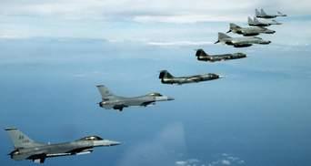 НАТО возле Крыма: Россия пригрозила сбивать самолеты