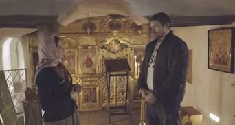 """Бити з любов'ю: Усик знявся у фільмі Оксани Марченко """"Паломниця"""" – відео"""