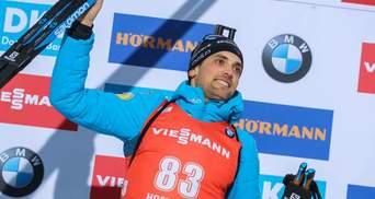 Биатлон: Детьё победил в спринте Нове-Место, Пидручный только в топ-15