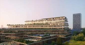 Связь с природой: новый биофильний многофункциональный комплекс в Милане