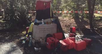 У Мюнхені могила Бандери постраждала від рук вандалів: обурливе фото