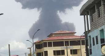 Серія потужних вибухів пролунала у Екваторіальній Гвінеї: майже 20 загиблих, понад 400 поранених