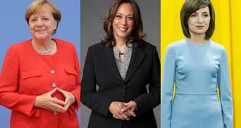 Президенты и главы правительства: какими странами управляют женщины